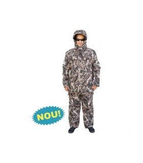 Costum pescar camuflaj...