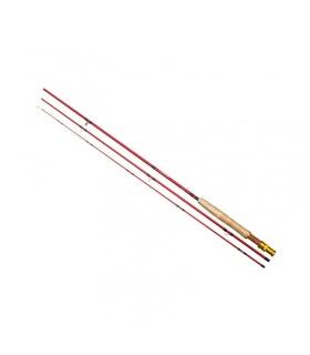 Lanseta musca Fly 2.7m fibra de carbon Baracuda Clasa 4-5