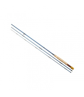 Lanseta musca Lucky Fly 2.7 m Pastrav Baracuda fibra de carbon  clasa 6-7