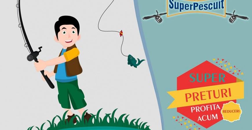 Articole de pescuit magazin cu scule pentru Superpescuit.ro Baracuda Feede Crap Spinning